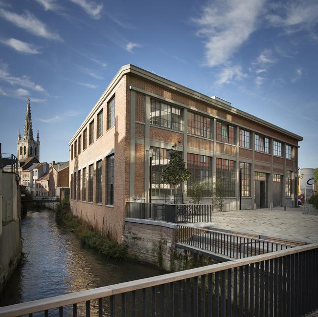 Floxx de smidse Leuven fotografie Leemans Vaart Leuven