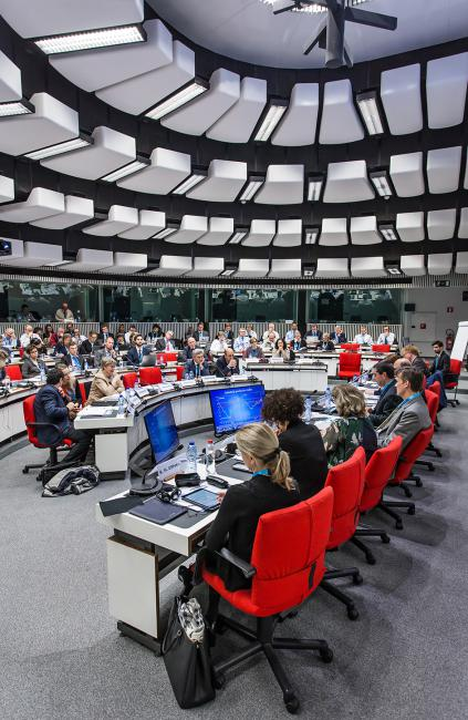 reportage europese commissie brussel photography