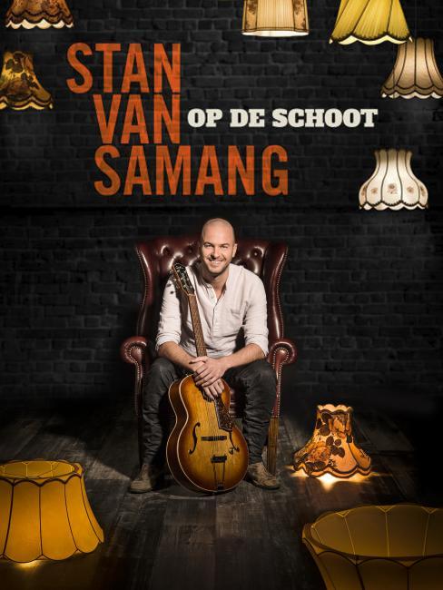 Stan Van Samang fotoshoot Op de shoot studio fotografie